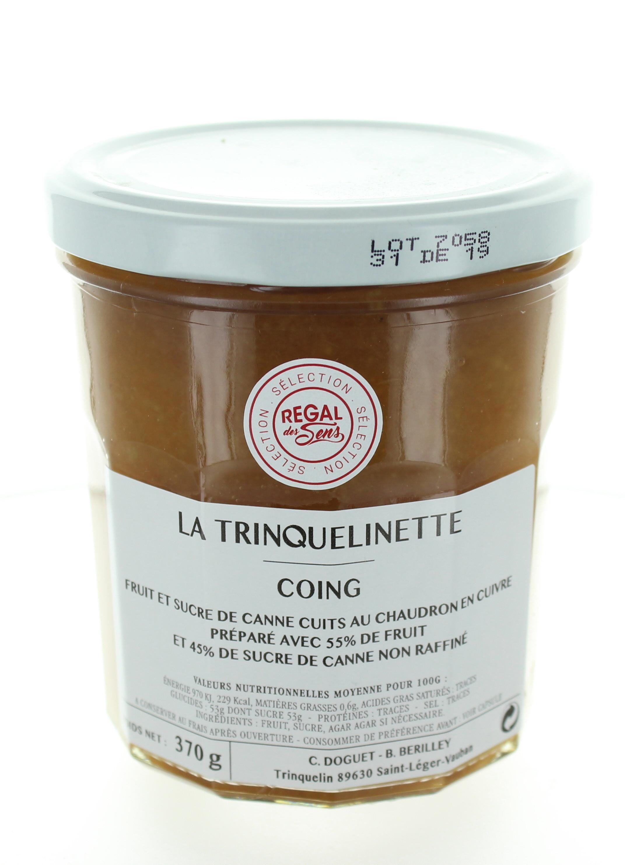 Confiture de Coing - La trinquelinette