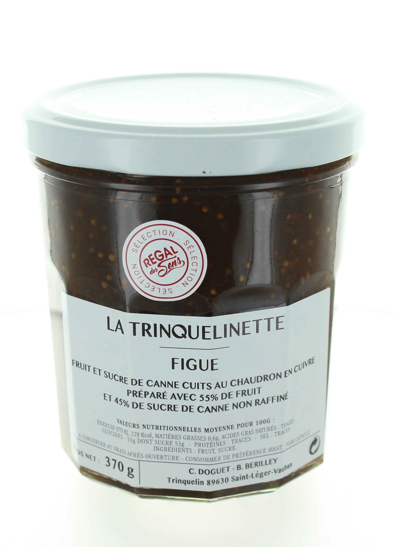 Confiture de Figue - La trinquelinette