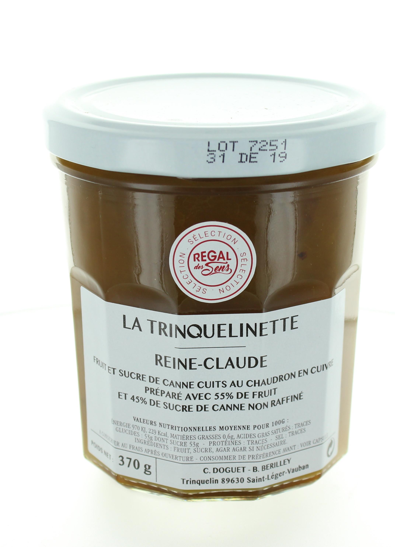 Confiture de Reine-Claude - La trinquelinette