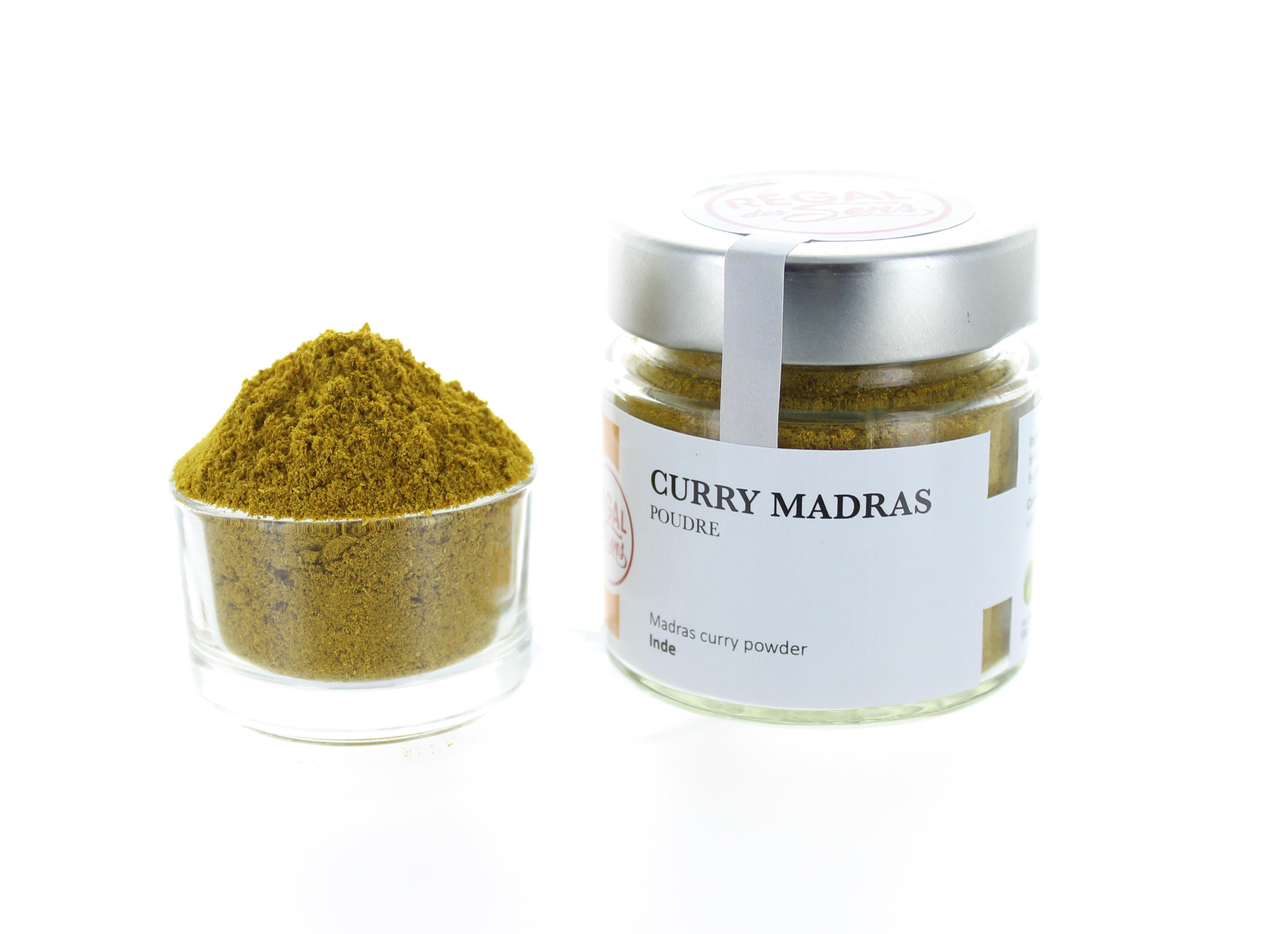 Curry Madras