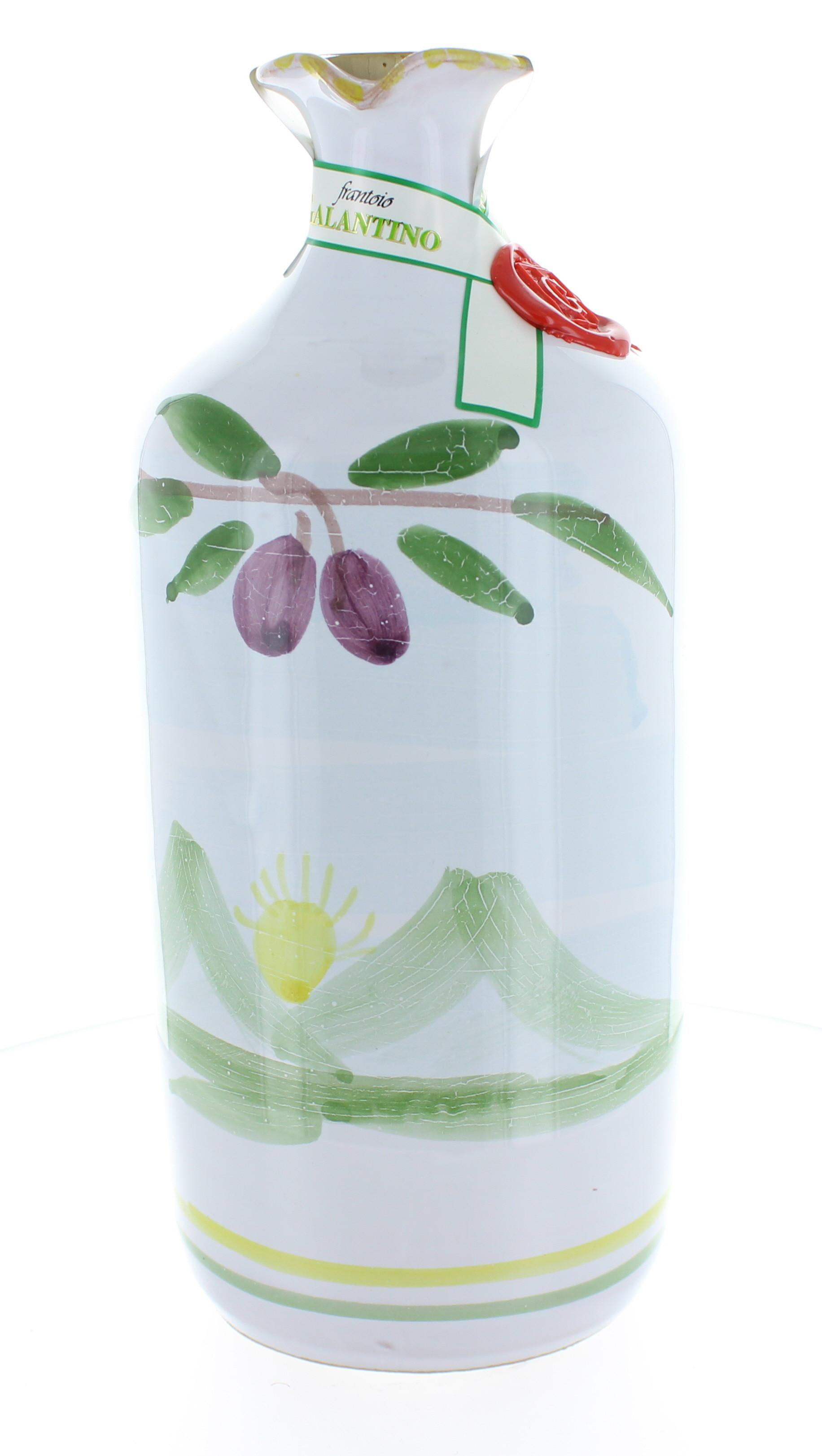 Huile d'Olive extra vierge bio - Regal des Sens
