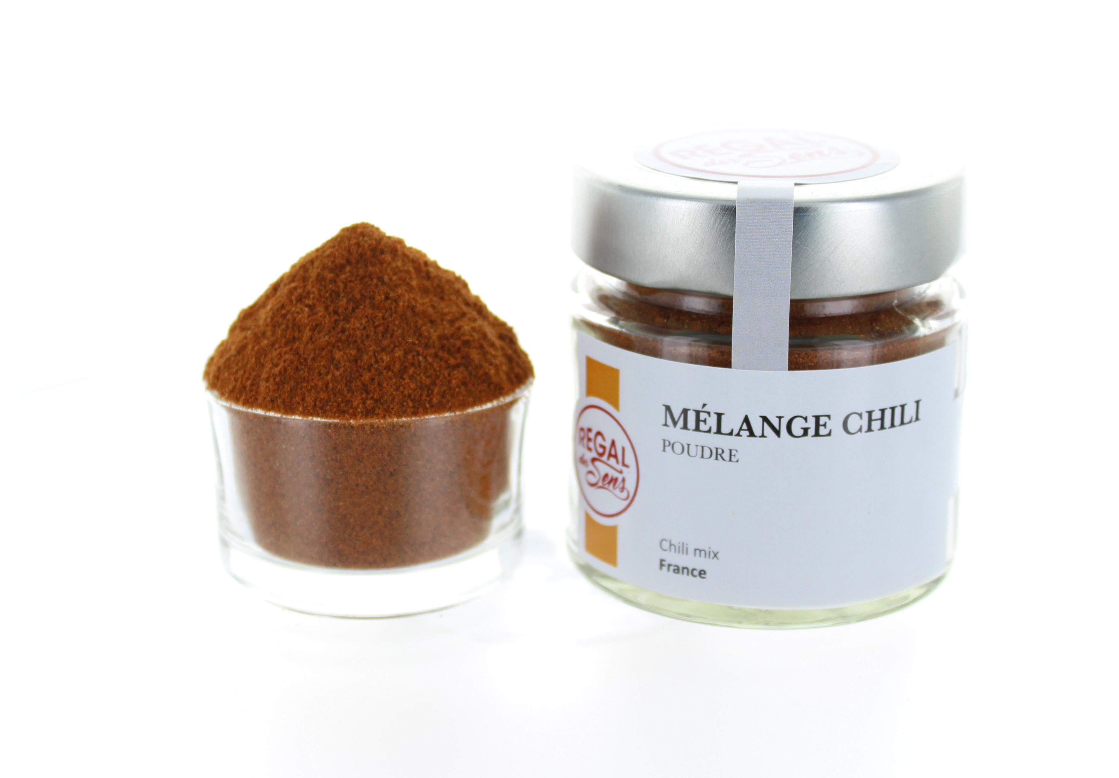 Mélange chili doux