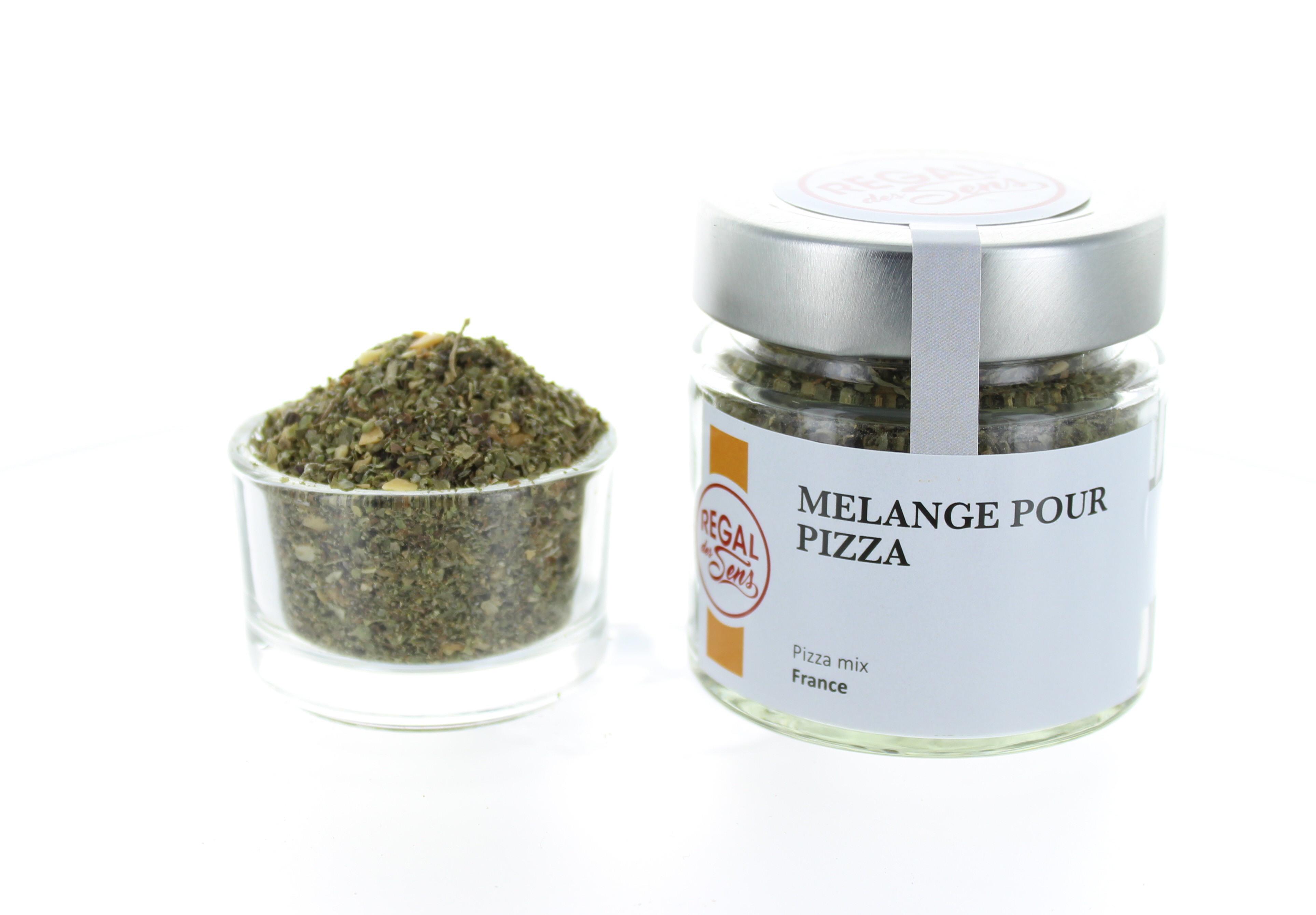 Herbes aromatiques pour pâtes et  pizza