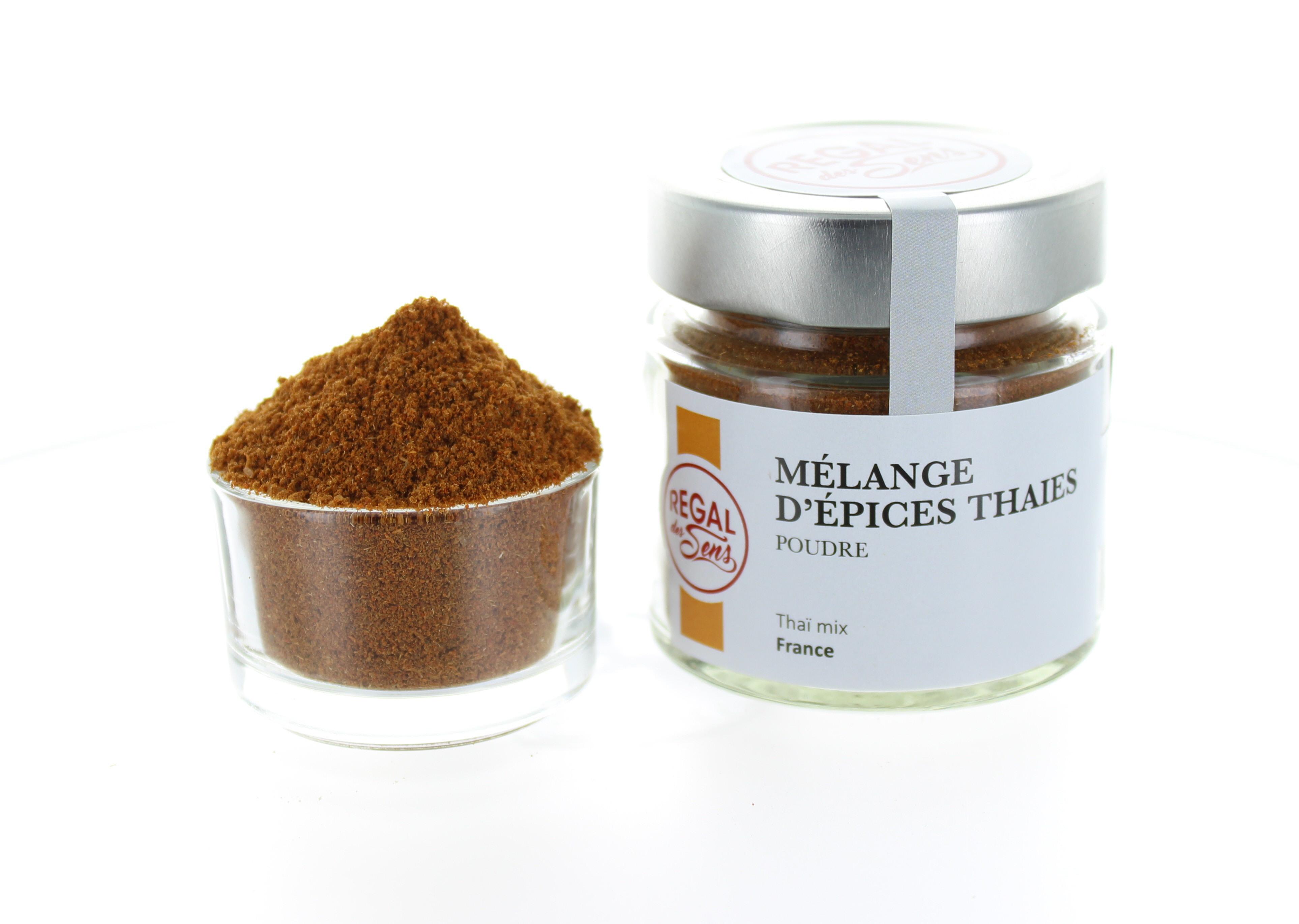 Mélange d'épices Thaïes