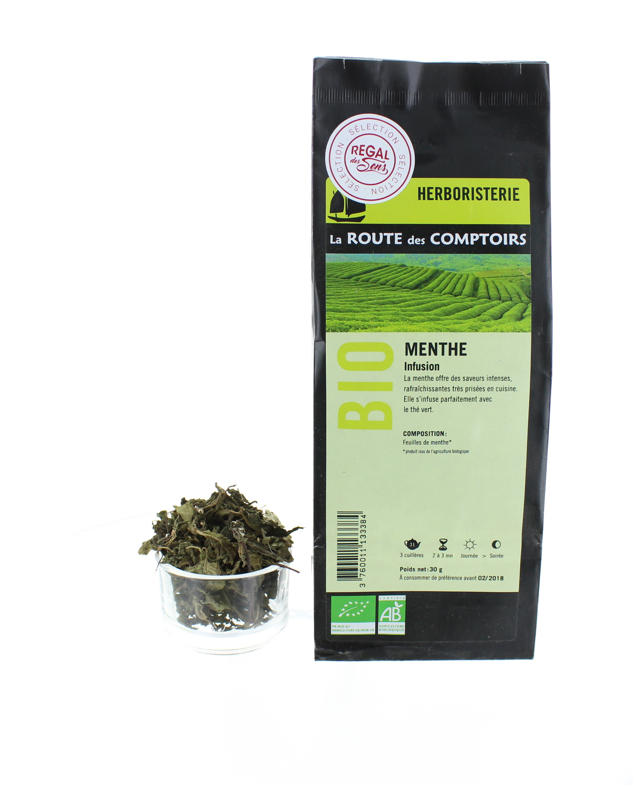 Infusion Menthe - Bio
