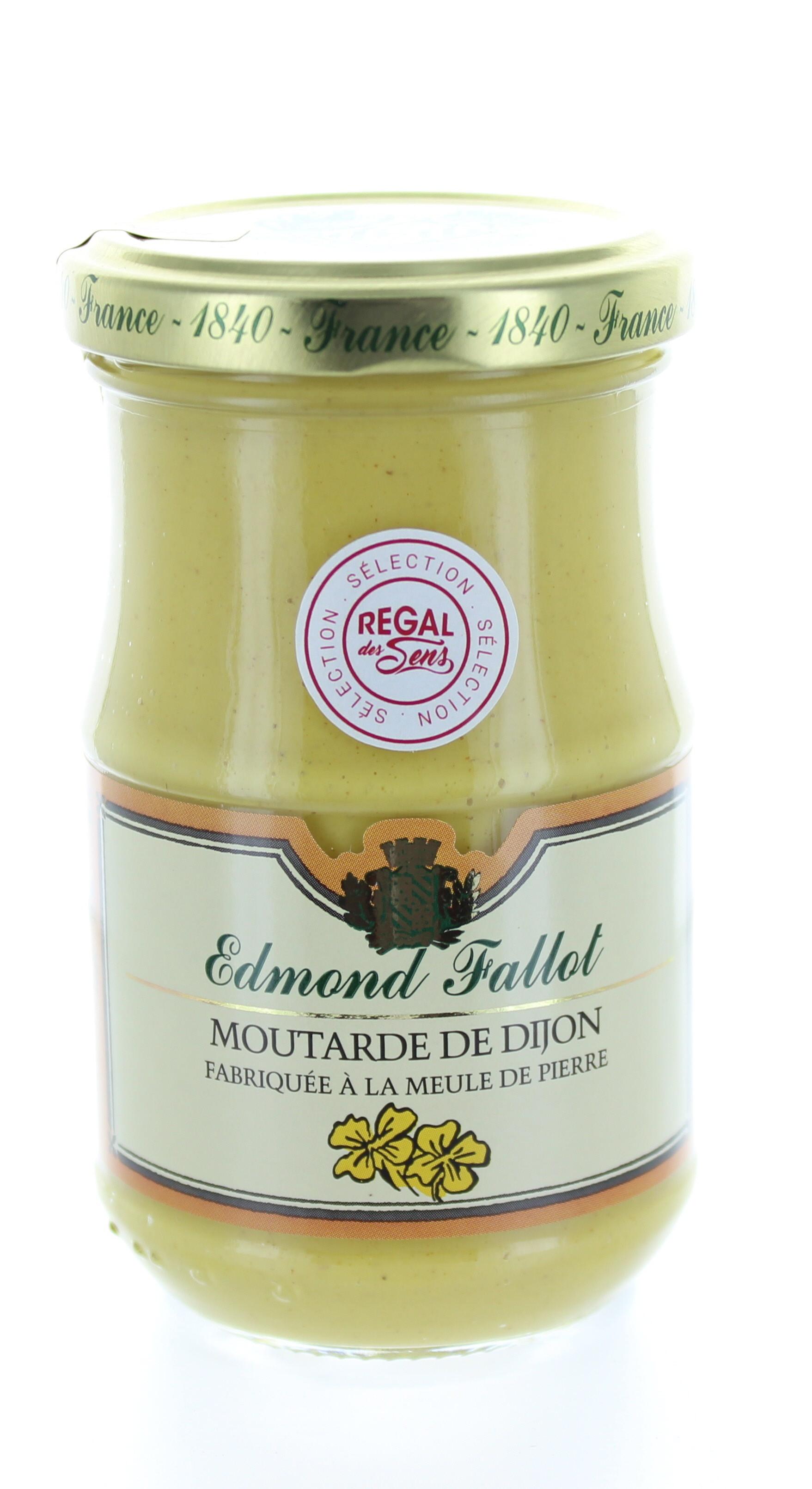 Moutarde de Dijon - Regal des Sens