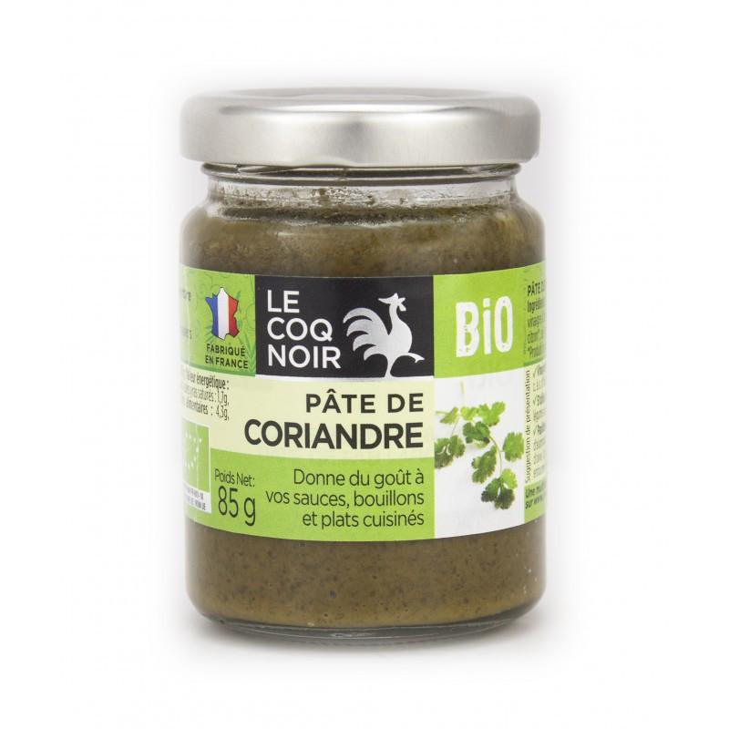 Pâte de Coriandre - Bio