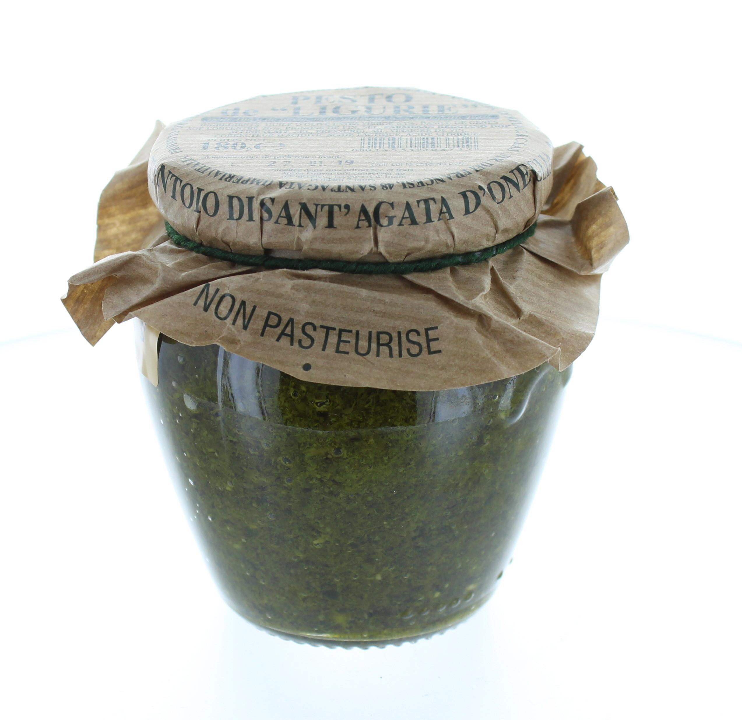 Pesto au basilic - Regal des Sens