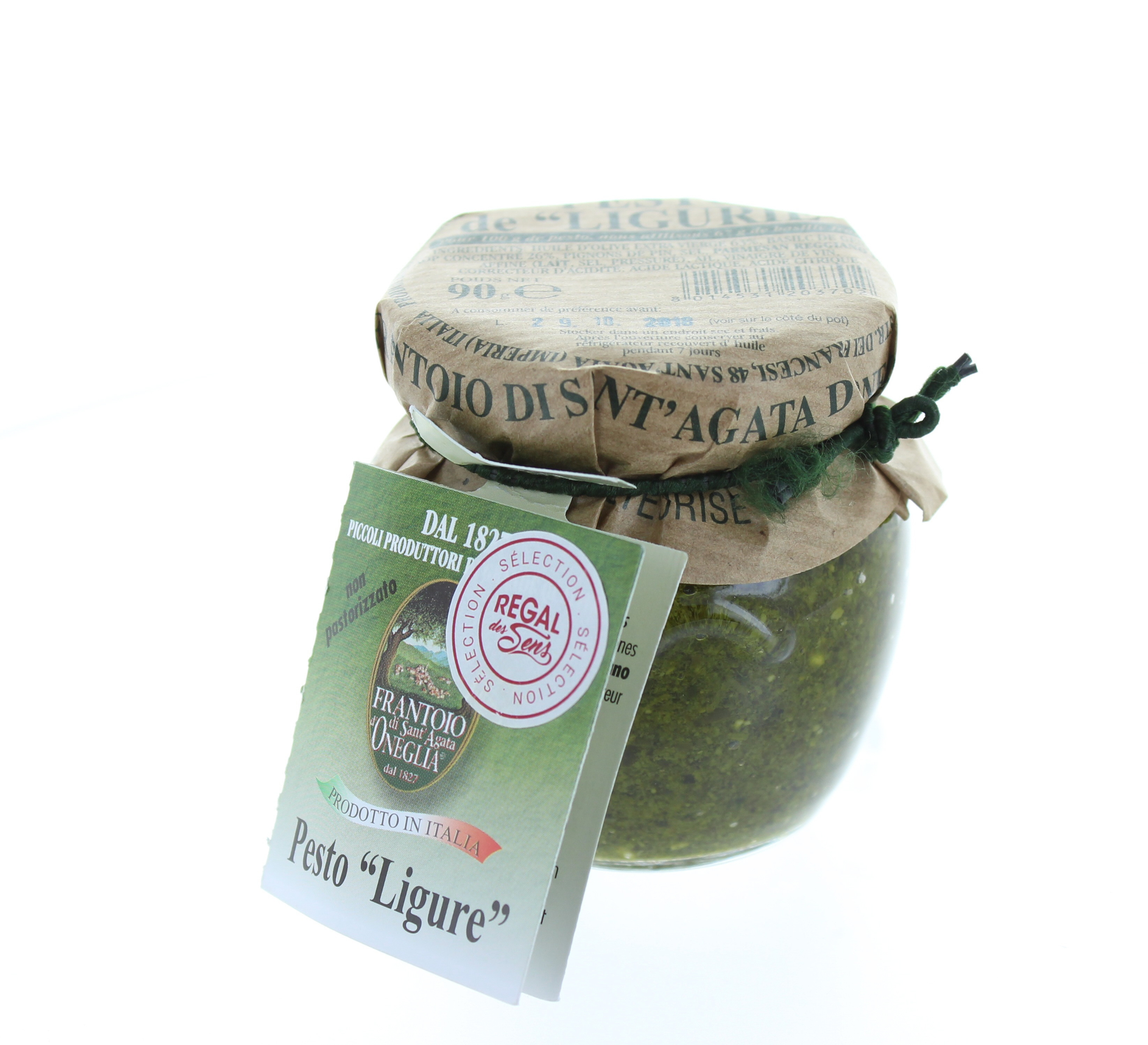 Pesto au basilic - Regal des Sens