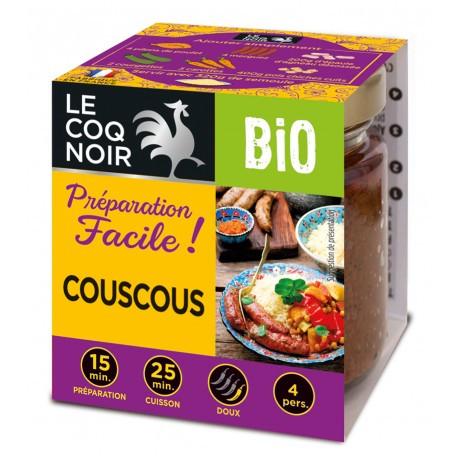 Préparation Couscous - Bio