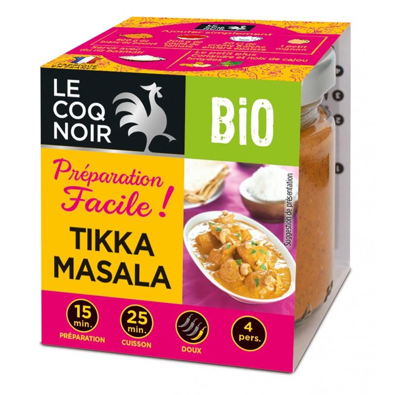 Préparation Tikka Masala - bio