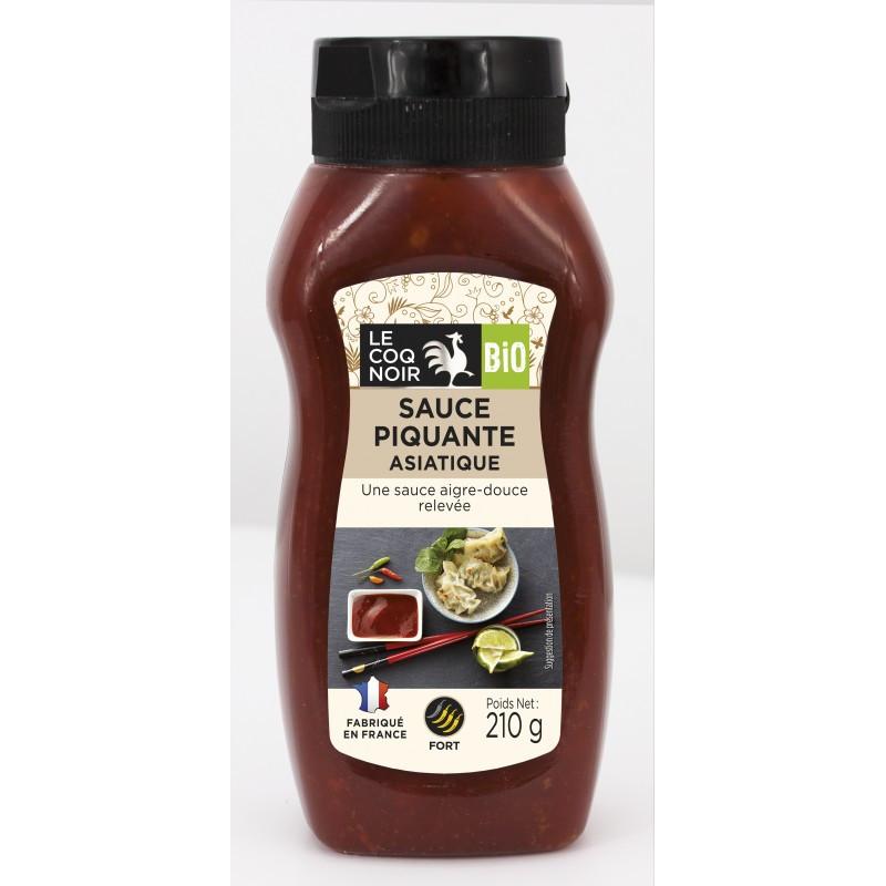 Sauce piquante asiatique - Bio