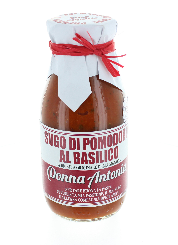 Sauce Tomate au Basilic - Regal des Sens