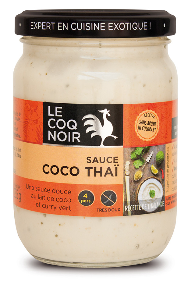 Sauce Coco - Thaïe