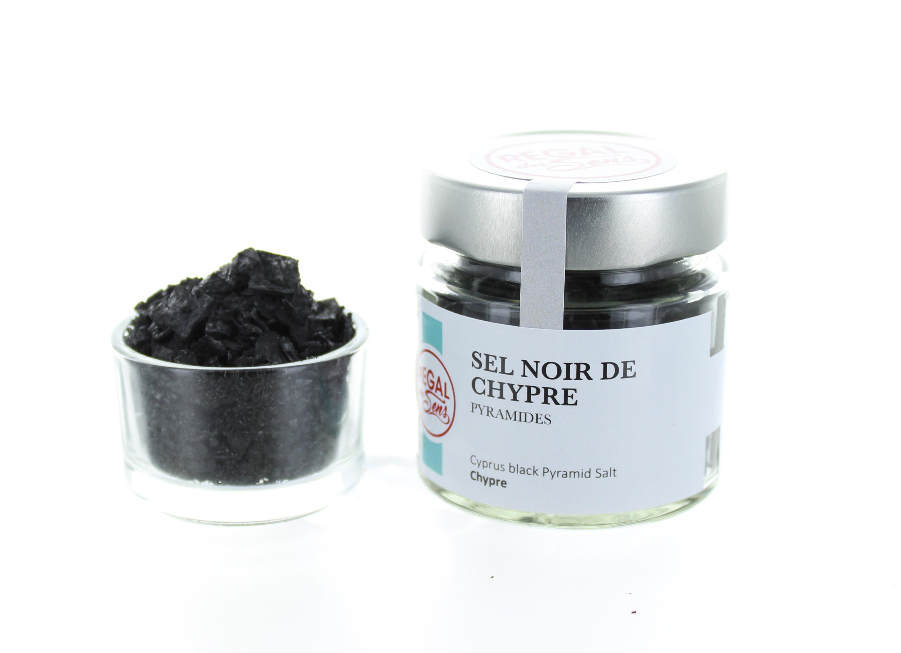 Sel noir de Chypre - Regal des Sens