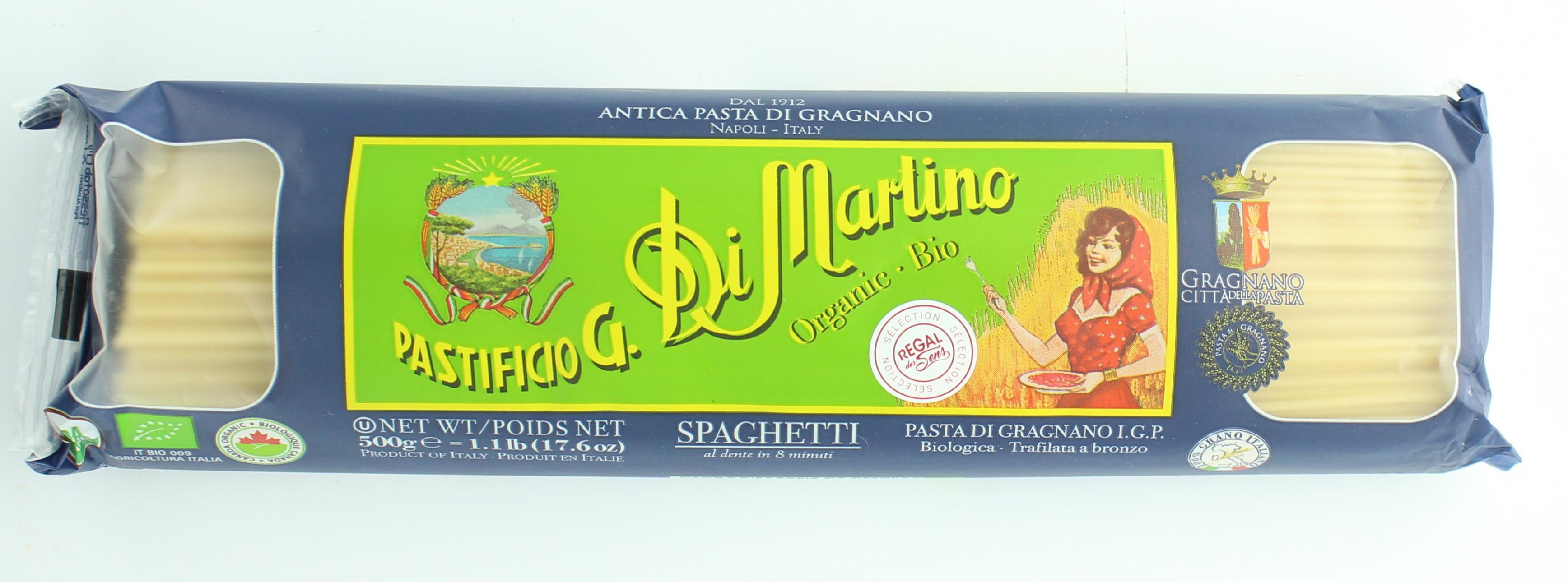 Spaghetti Bio - Regal des Sens