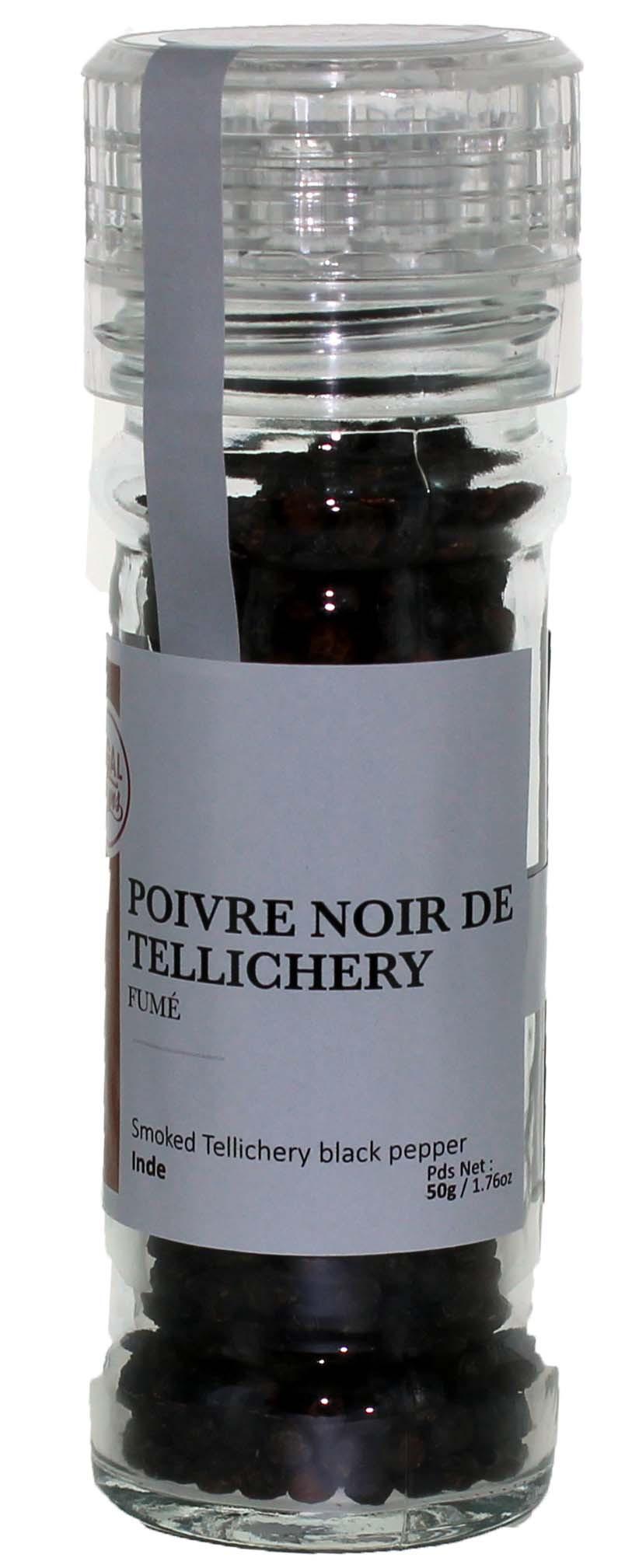 Poivre fumée de Tellichery- Regal des Sens