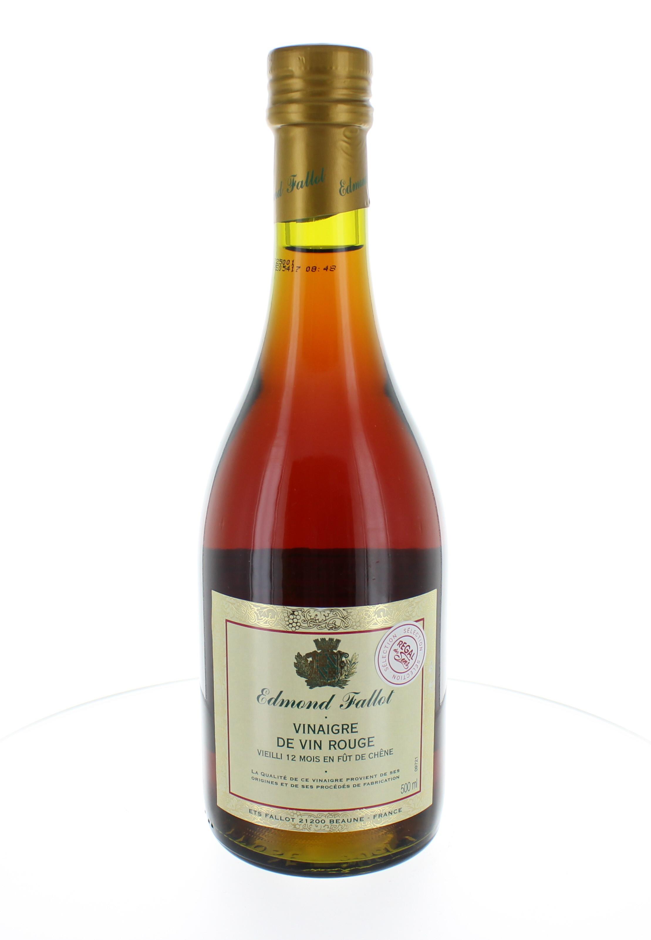 Vinaigre de vin rouge - Regal des Sens
