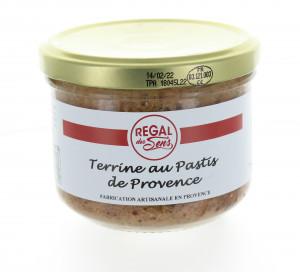 Terrine au pastis de Provence - Regal des Sens