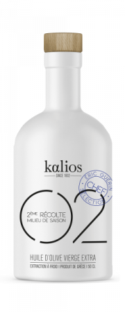 Huile d'olive Kalios - 02 EQUILIBRE - 50 cl