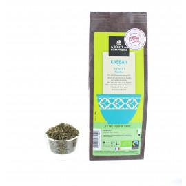 Thé vert Casbah - Bio