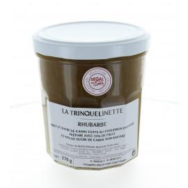 Confiture de Rhubarbe - La trinquelinette