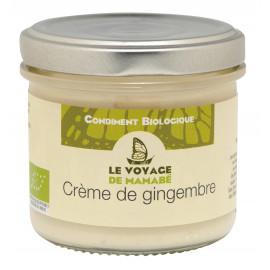 Crème de Gingembre - Bio