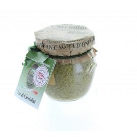 Voici un produit incontournable. La saveur de l'artichaut travaillé avec l'huile d'olive vous transportera en méditerranée. Idéal pour l'apéritif, sur les pizzas, des bruschettas. Vous pouvez également la délayer dans un peu d'eau de cuisson des pâtes pou