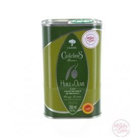 Huile d'olive des Baux de Provence - Fruité vert