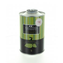 Huile d'olive extra vierge au basilic - Regal des Sens