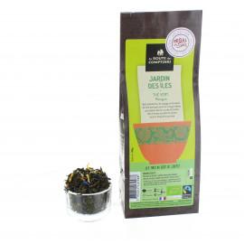Thé vert Jardin des îles - Bio