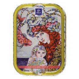 Sardines Millésimées 2015 Mlle Perle - La perle des dieux