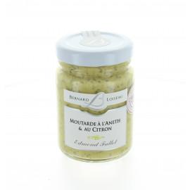 Moutarde à l'aneth et au citron - Regal des Sens