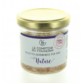 Rillettes Pur Porc Label Rouge - Regal des Sens