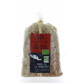Sel de Guérande au piment d'Espelette - Bio- Regal des Sens