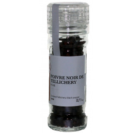 Poivre fumé de Tellichery - Regal des Sens