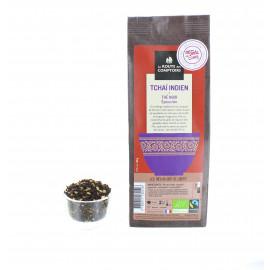 Thé Noir tchaï indien - Bio