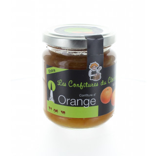Confiture à l'orange - Regal des Sens
